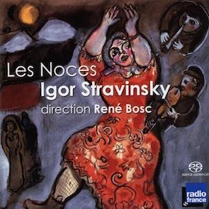 Les Noces de Stravinsky